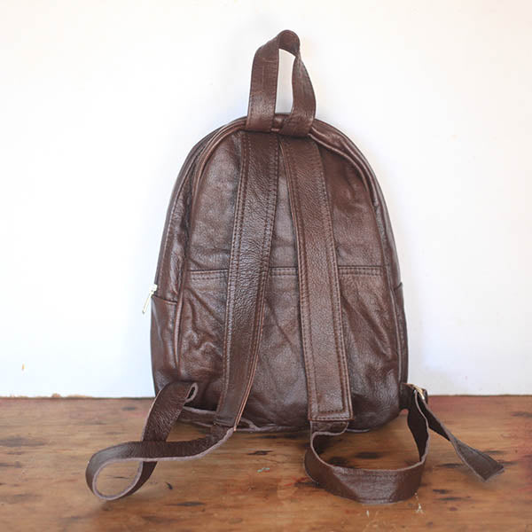 BackPack Medium - Glazed Chocolate