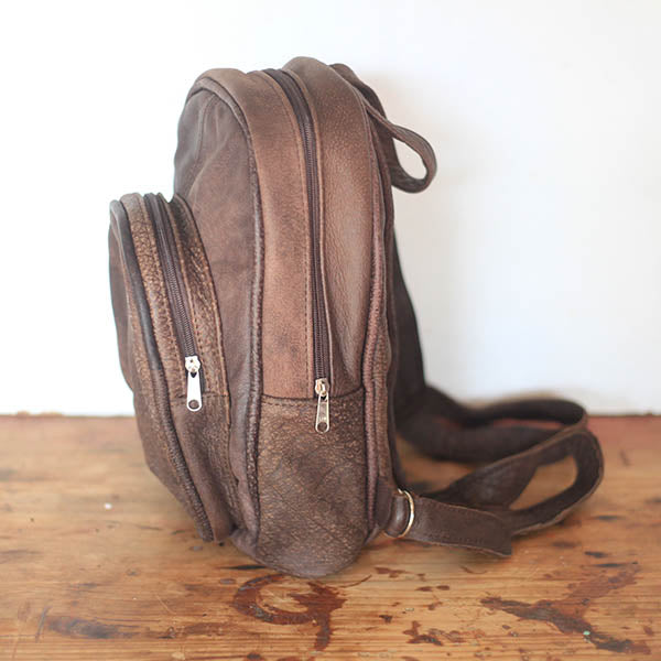 BackPack Medium - Soft Chocolate (discount)