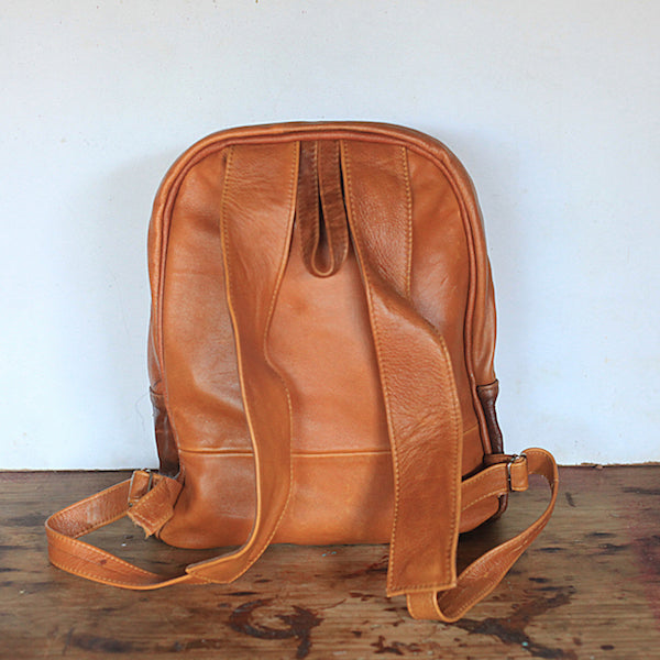 Large Backpack - Sweet Caramel (discount)