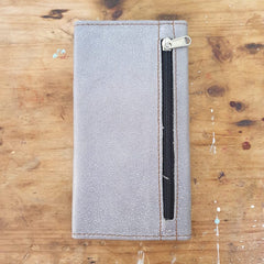 Ladies Wallet - Grey (discounted)