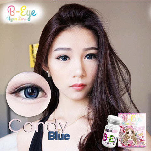 B-Eye Candy Blue