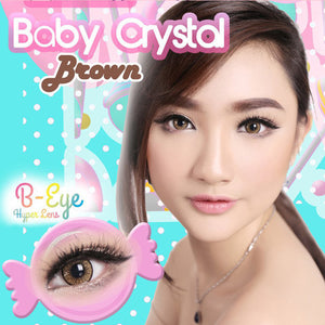 B-Eye Baby Crystal Brown