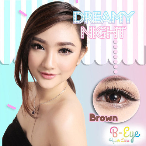 B-Eye Dreamy Night Brown
