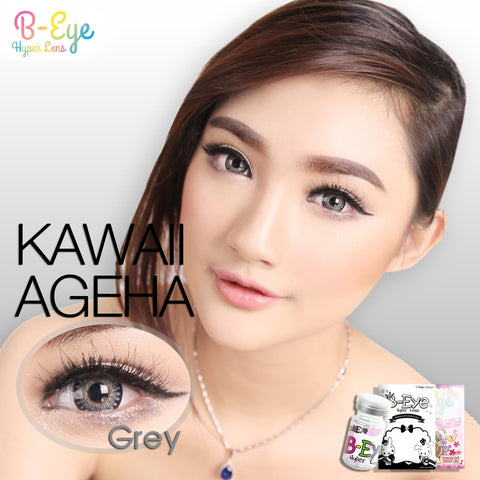 B-Eye Kawaii Ageha Gray