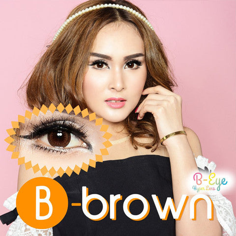 B-Eye B-Brown