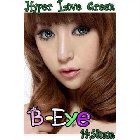 B-Eye Hyper Love Green