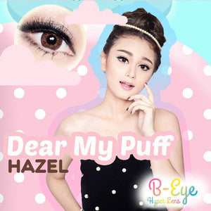 B-Eye Dear My Puff Hazel