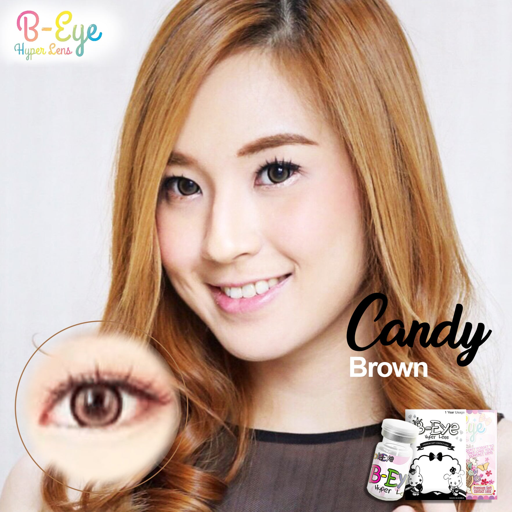 Candy Brown
