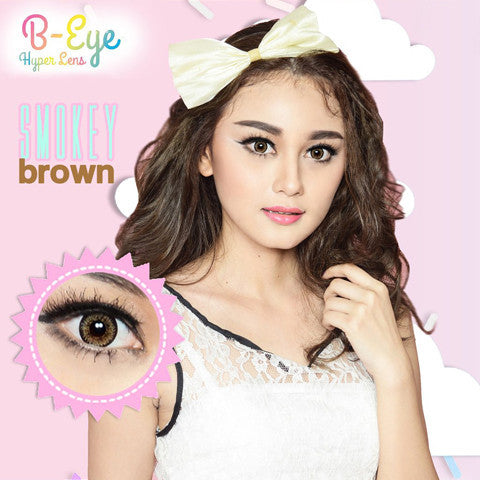 B-Eye Smokey Brown
