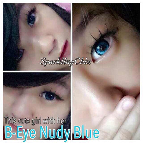 B-Eye Smokey Blue