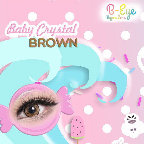 Baby Crystal Brown