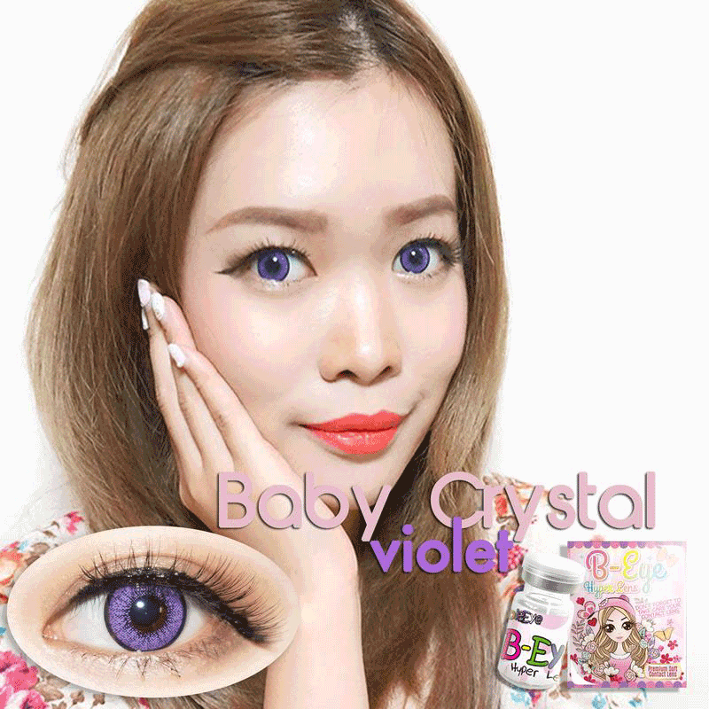 B-EYE BABY CRYSTAL VIOLET