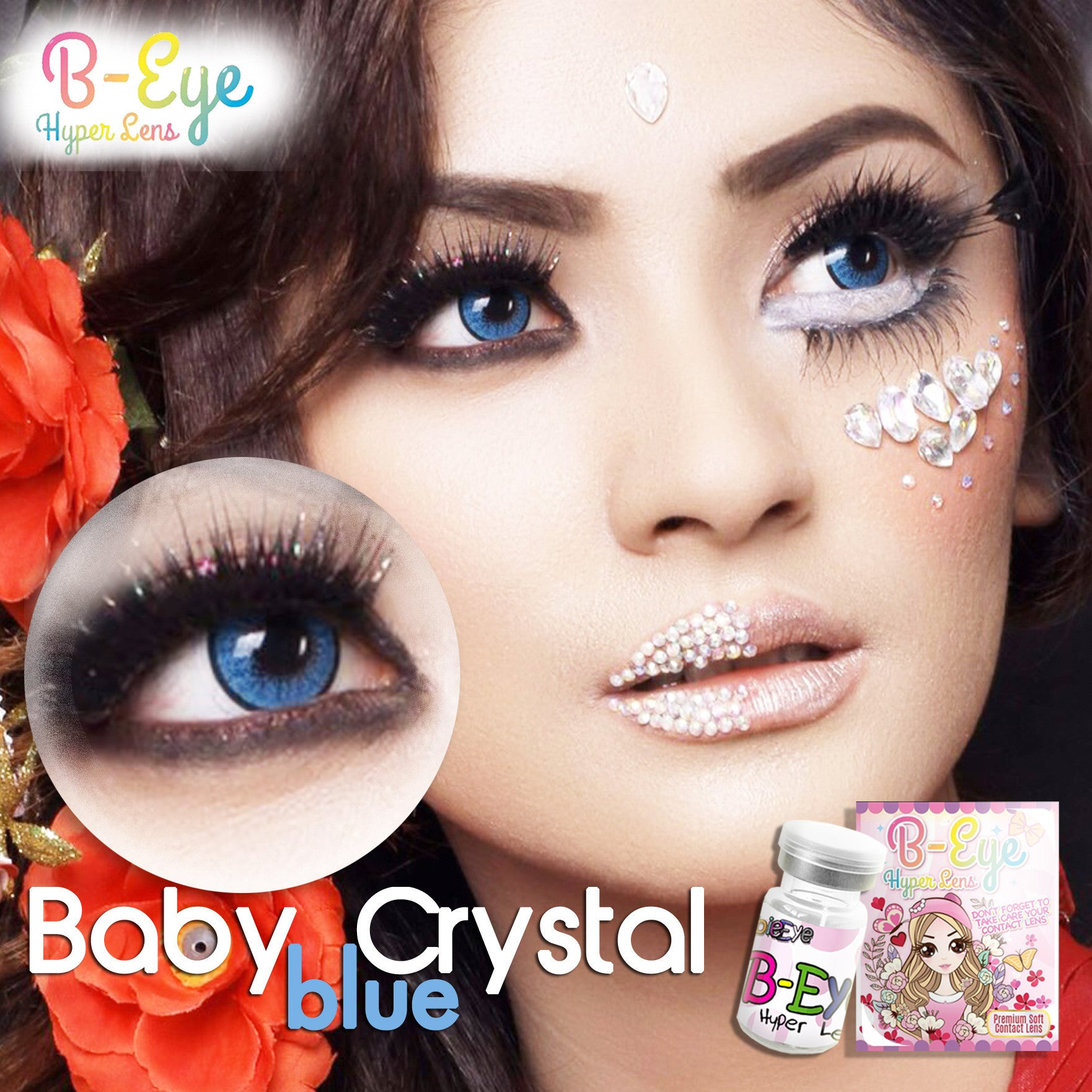 BABY CRYSTAL BLUE