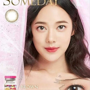 Softlens Mini Someday Brown