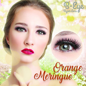B-Eye Orange Meringue