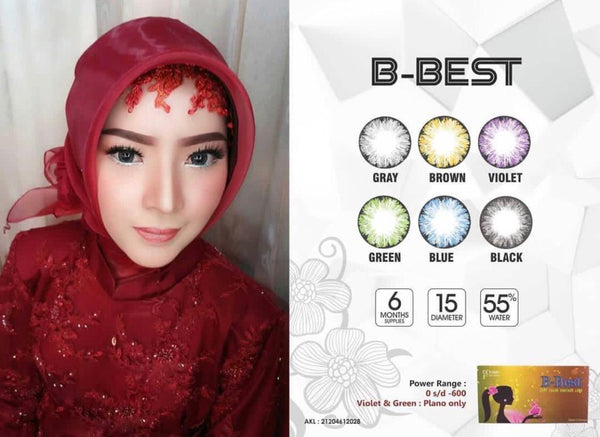 Softlens B-Best