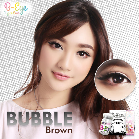 B-Eye Bubble Brown