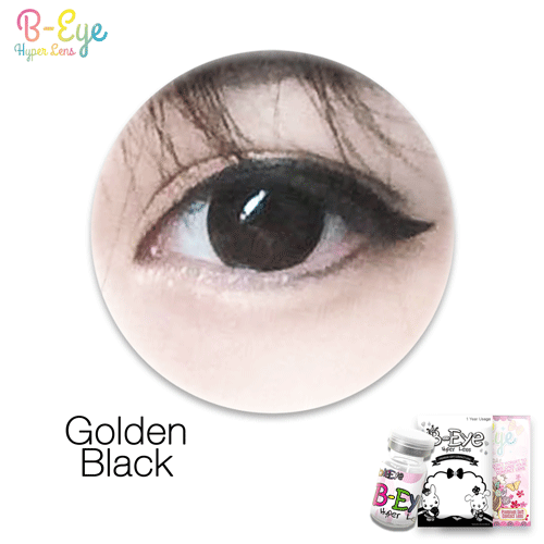 B-Eye Golden Black