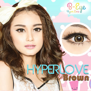 B-Eye Hyper Love Brown