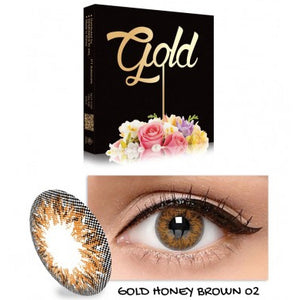 Ice Gold No 2 Honey Brown