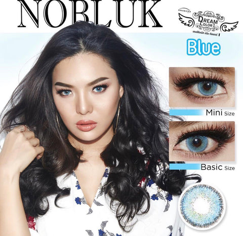 Softlens Dreamcolor Thailand Original - NOBLUK BLUE