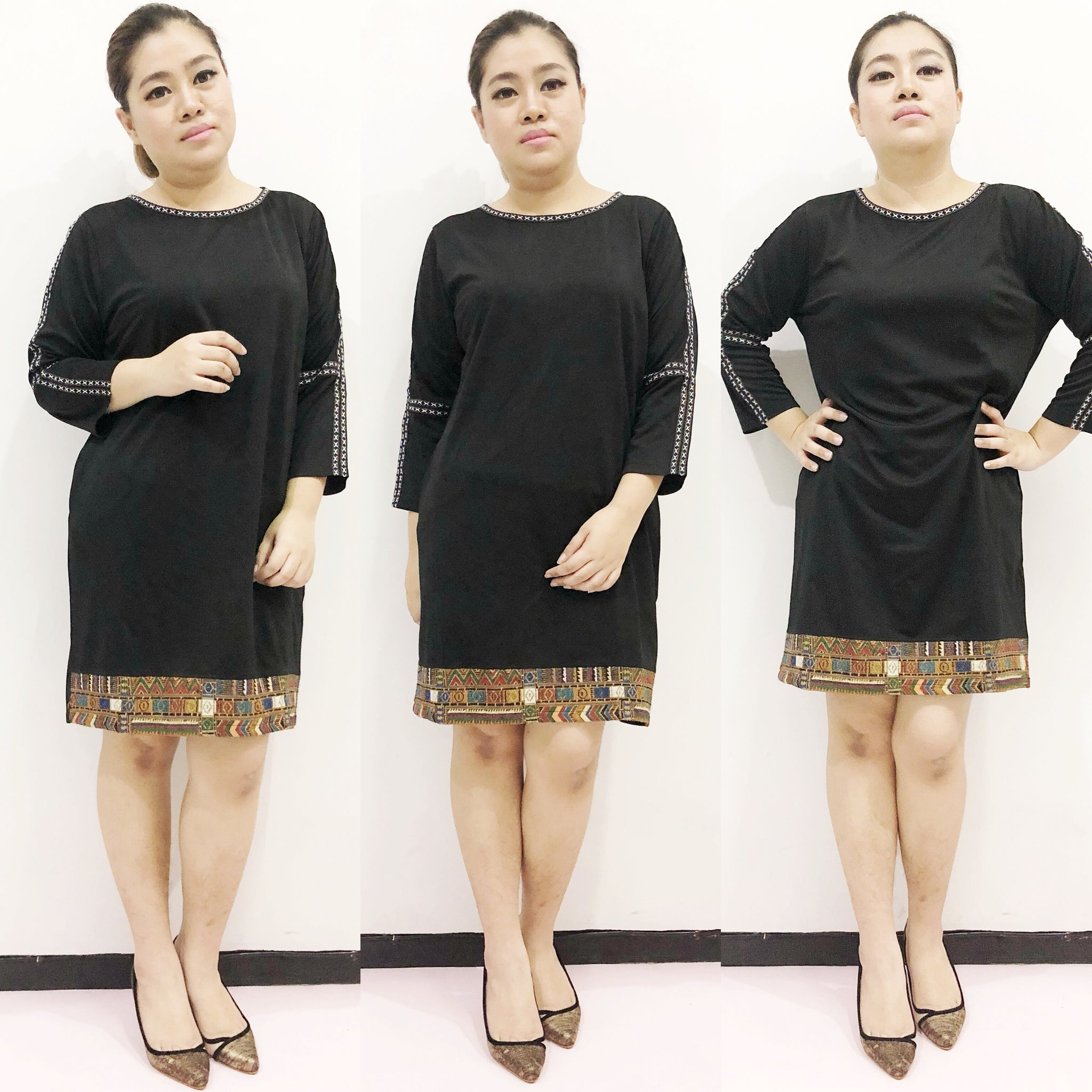Dress Lux Black