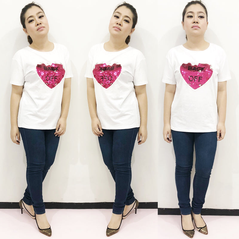 Top Love White