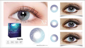 Softlens X2 New Stardust Aquila