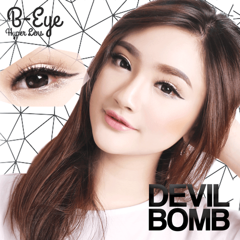 B-Eye Devil Bomb 15.20mm