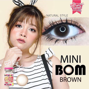 Mini Bom Brown