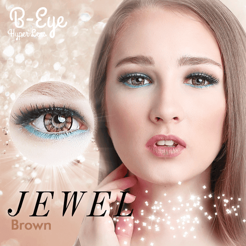 B-Eye Jewel Brown