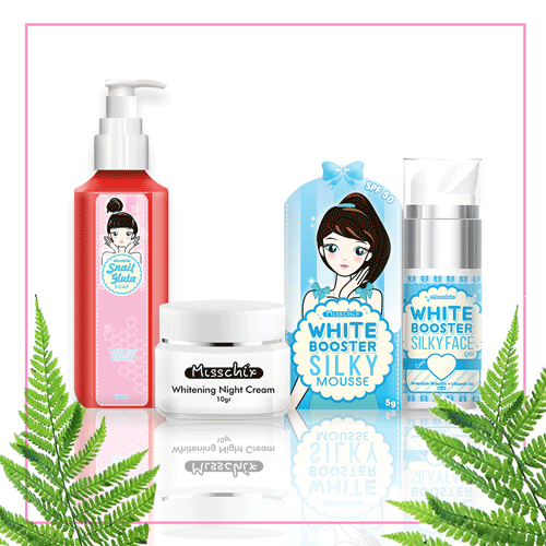 PAKET WHITENING & GLOWING ULTIMATE
