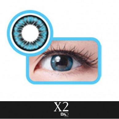 X2 Bio Color Blue