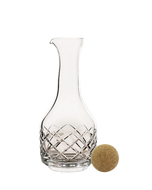 B&G Signature Carafe - Yarai Pattern 375ml | Blown Crystal