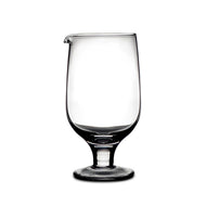 Footed Mixing Glass - Classic Style 900ml | Tempered Glass