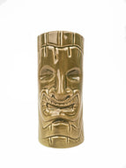 Tiki Mug - Grrreen 360ml | Glazed Ceramic