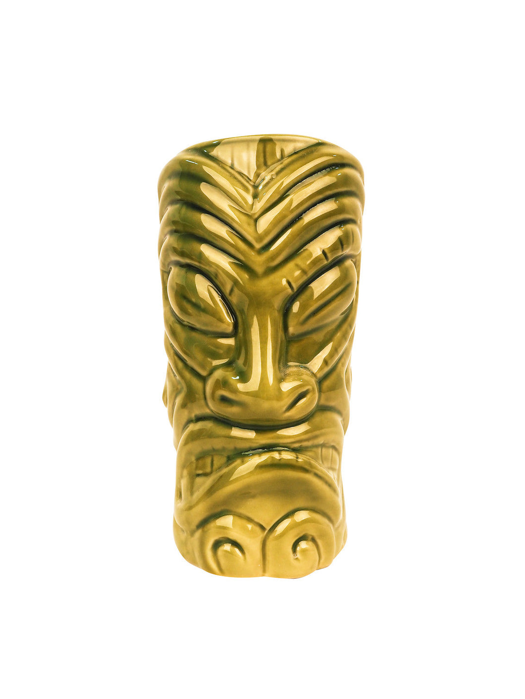 Tiki Mug - Chief 360ml | Glazed Ceramic