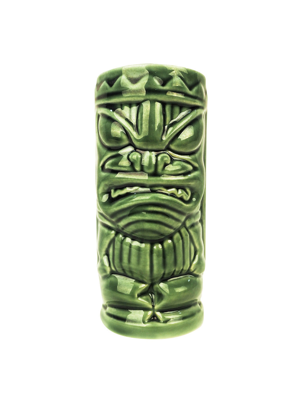 Tiki Mug - Meanie 360ml | Glazed Ceramic