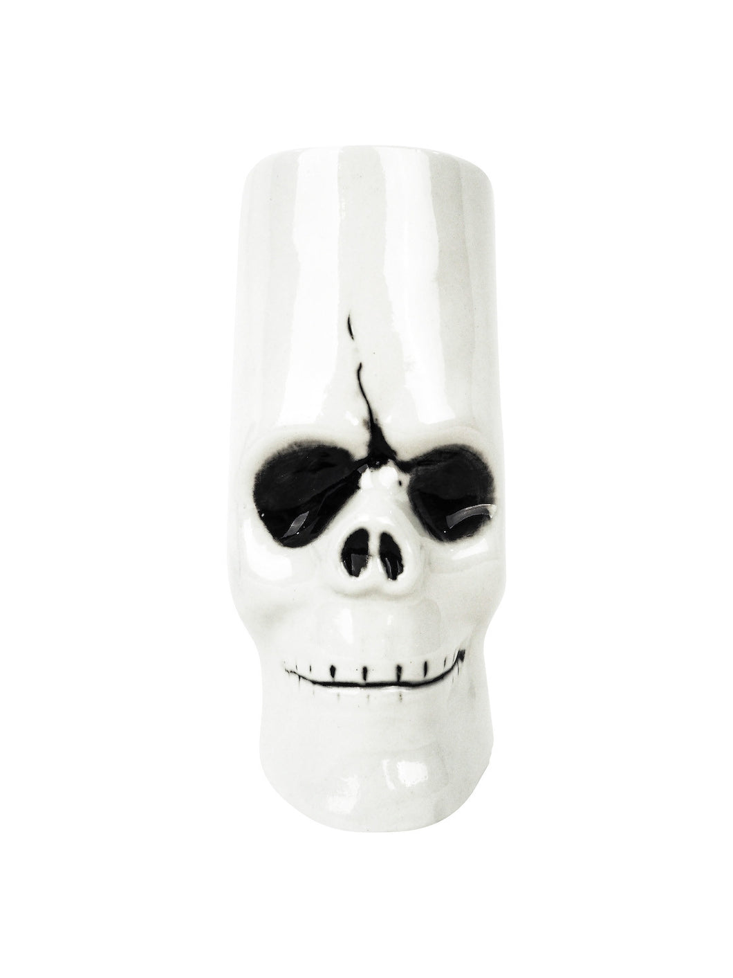 Tiki Mug - Skully 360ml | Glazed Ceramic