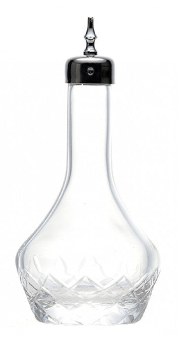Bitters Bottle - 90ml | Glass, Stainless