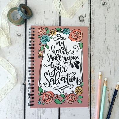Rejoice in Salvation -- Journal