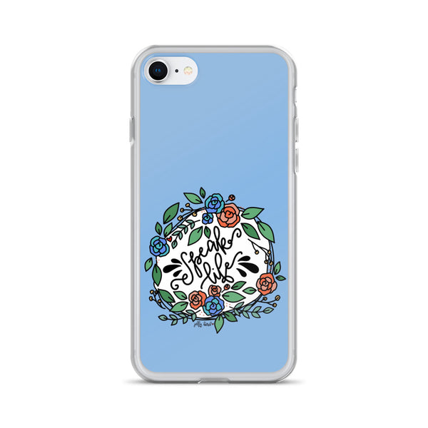 Speak Life -- iPhone Case