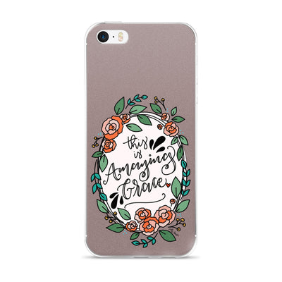 Amazing Grace -- iPhone Case
