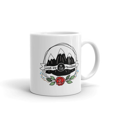 Meet Me in the Mountains -- Mug