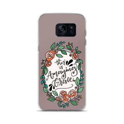 Amazing Grace -- Samsung Case