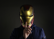 <Limited Edition> (100% Metal) Iron Man Helmet