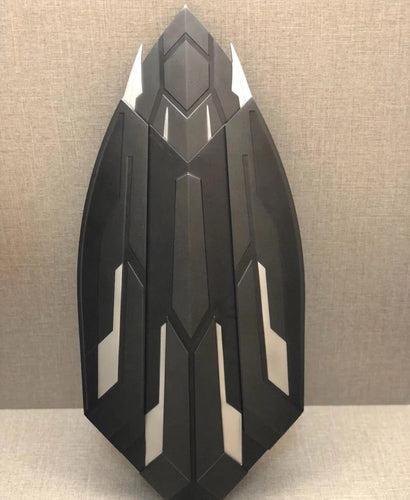 World's First Fully Working Wakandan Shield (Aluminum Alloy)