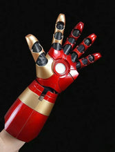 Iron Man Mk.42 Arm (Auto Lifting + Repulse Light)