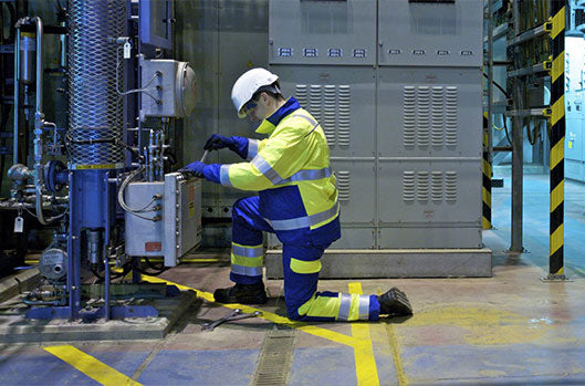 Arc Flash Testing Garment