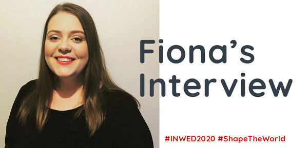 Fiona's Interview: Celebrating International Women in Engineering Day 2020